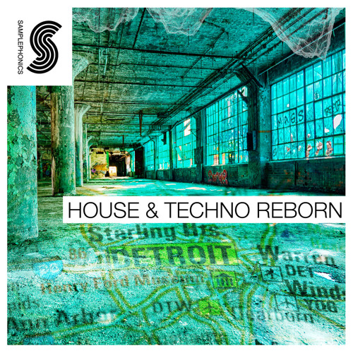 Samplephonics House and Techno Reborn MULTiFORMAT-AUDIOSTRiKE